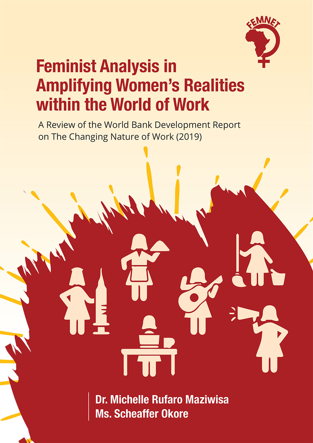 Feminist Analysis in Amplifying Women's Realities within the World of Work
