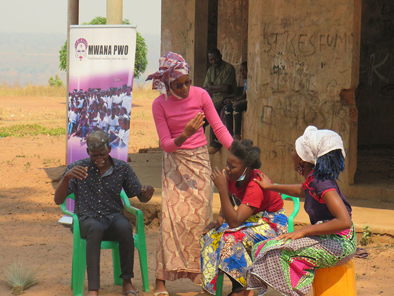 Challenging misconceptions on SRHR